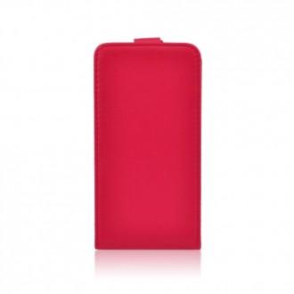 Калъф тип тефтер за Huawei P8 lite червен