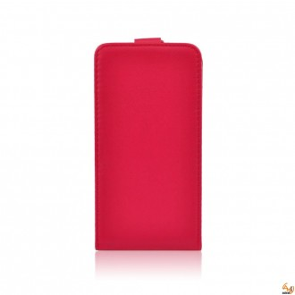 Калъф тип тефтер за Huawei Y5 червен