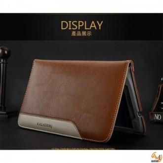 Калъф тип тефтер Samsung Tab 3 P3200 KLD каки
