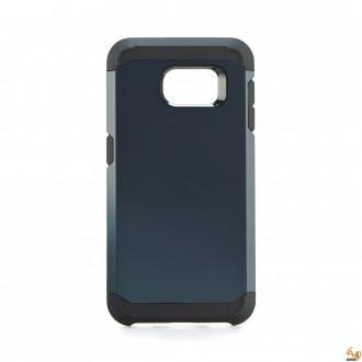 HYBRID силиконов калъф за Samsung Galaxy S5 Neo тъмно син