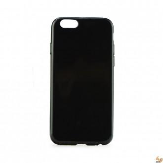 Силиконов калъф за iPhone 6/6S 0.3мм черен