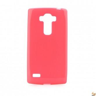 Силиконов калъф за LG G4S/G4 Beat 0.3mm розов