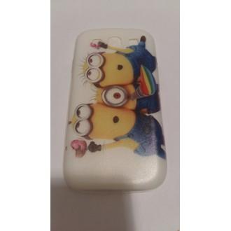 Силиконов калъф Samsung Galaxy S3 minions 3