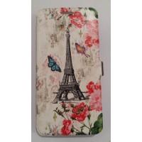 Страничен калъф тефтер за Samsung Galaxy A5 (2016) Paris 2