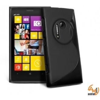 Силиконов калъф за Nokia 1020 черен