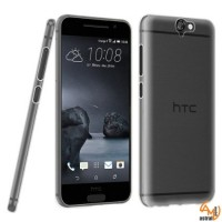 Силиконов калъф за HTC One A9 прозрачен