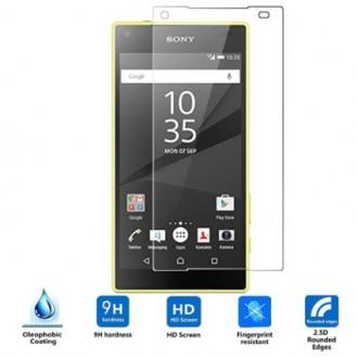 Стъклен протектор за дисплея за Sony Xperia Z5 compact