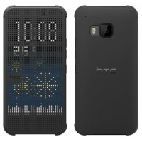 HTC Case Dot Flip HC M231 for HTC One M9 black