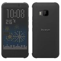 HTC Case Dot Flip HC M231 for HTC One M9 black