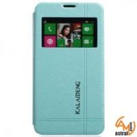 Страничен тефтер за Nokia Lumia 630 KLD син