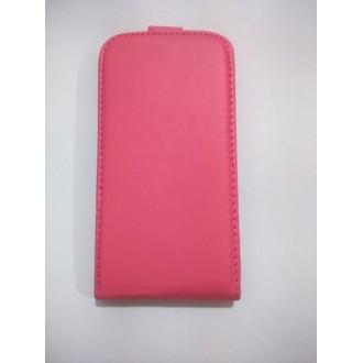 Калъф тип тефтер  за Samsung i9500 Galaxy S4 розов