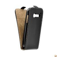 Калъф тип тефтер за Samsung Galaxy S7 черен