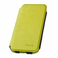 KLD Folio Case Charming2 for iPhone 4/4S зелен