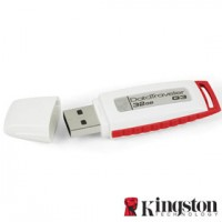 Kingston DataTraveler 32GB бял
