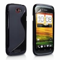 Силиконов калъф за HTC One V