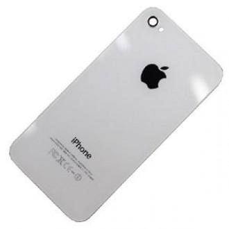 Заден капак за iPhone 4 бял