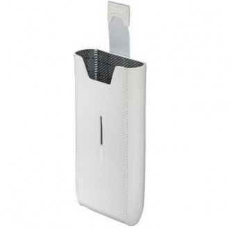 Калъф за Nokia N8 CP-503 бял