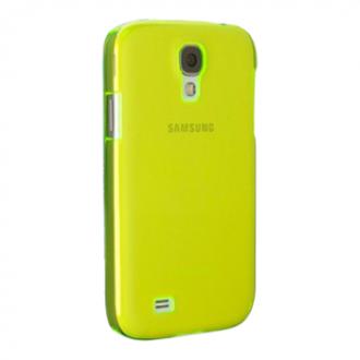 Cool Fluo за Samsung Galaxy S4 mini зелен Cellular line