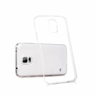 Силиконов калъф за Samsung Galaxy S5 mini 0.3мм прозрачен