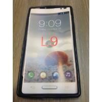 Силиконов калъф за LG Optimus L9 черен
