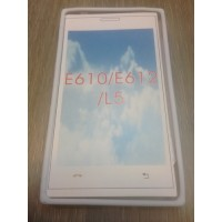 Силиконов калъф за LG L5 цветен