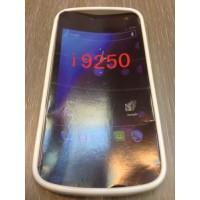 Силиконов калъф Samsung Galaxy Nexus I9250 -бял