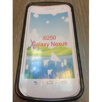 Силиконов калъф Samsung Galaxy Nexus I9250 -3D
