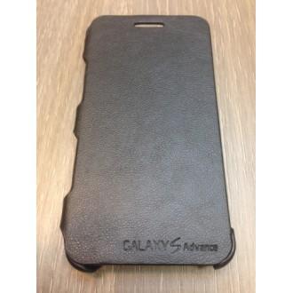 Flip за Samsung i9070 Galaxy Advance черен