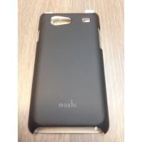 Твърд гръб за Samsung i9070 Galaxy Advance черен