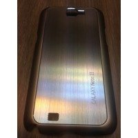Твърд гръб за Samsung N7100 Galaxy Note 2 сив
