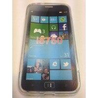 Силиконов калъф за Samsung i8750 Galaxy Activ S прозрачен