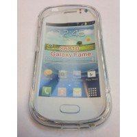 Силиконов калъф за Samsung S6810 Galaxy Fame прозрачен