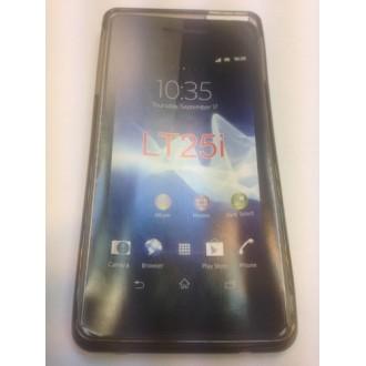 Силиконов калъф за Sony Xperia V матов