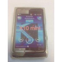 Силиконов калъф за Sony Ericsson Xperia X10 mini прозрачен