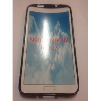Силиконов калъф за Samsung Galaxy Note 3 N9005 черен