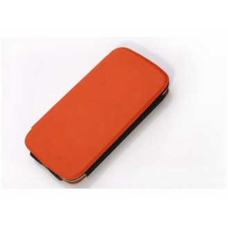 KLD Folio Case Charming2 for iPhone 4/4S оранжев