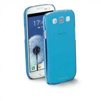 Cool Fluo за Samsung Galaxy S3 I9300 син Cellular line