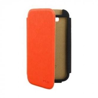 KLD Folio Case Charming2 for Galaxy S3 orange