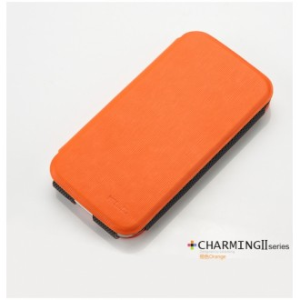 KLD Folio Case Charming2 for iPhone 5/5S оранжев