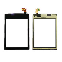 Nokia Asha 300 Touch Screen черен