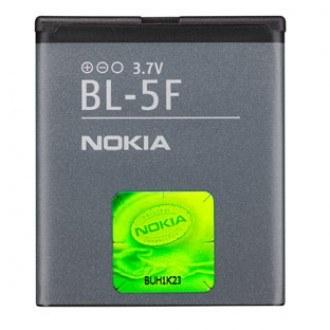 Оригинална батерия за Nokia BL-5F