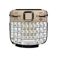 Nokia C3 gold  оригинална клавиатура