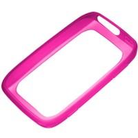 Силиконов калъф за Nokia Lumia 710 розов CC-1046