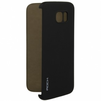Rock Flip Case DR.V Series for Samsung Galaxy S6 black