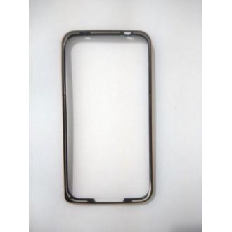 Метален бъмпер  за Samsung Galaxy S5  G900 черен
