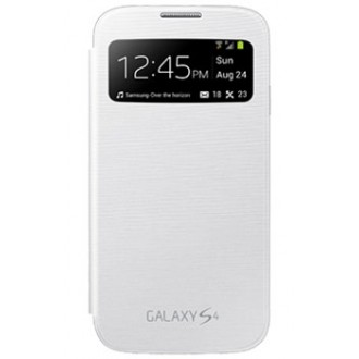 Samsung Cover S-View EF-CI950BW for Galaxy S4 white