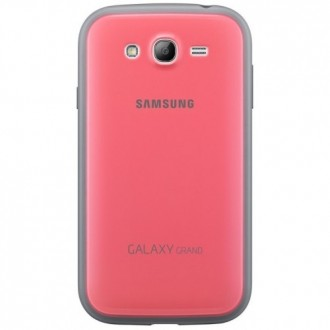 Samsung Flip Cover EF-PI908BP for Galaxy Grand pink