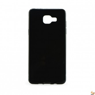 Силиконов калъф за Samsung Galaxy A5 (2016) 0.3mm черен