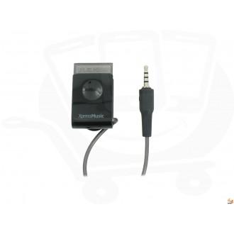 Nokia Audio Adapter AD-56 - оригинален адаптер (преходник) от 3.5mm към 2.5mm за Nokia мобилни телефони
