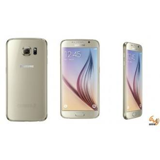 Samsung G920F Galaxy S6 128GB златен